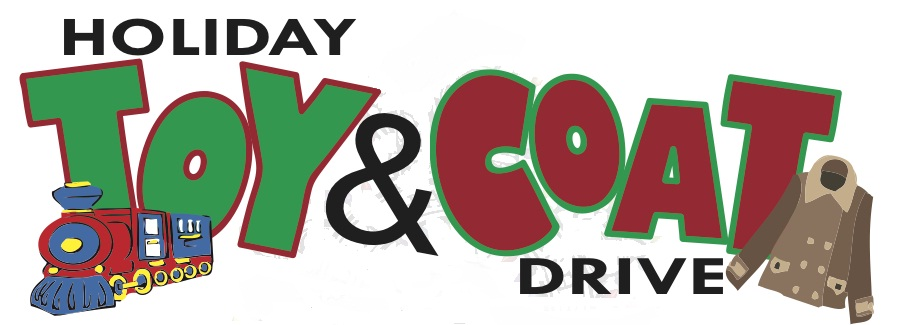 Toy Drive Clip Art : Toy and coat drive